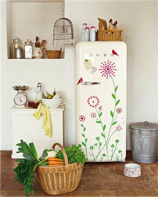 image2-35 | Новый дизайн старого холодильника: 7 способов создать стильный интерьер