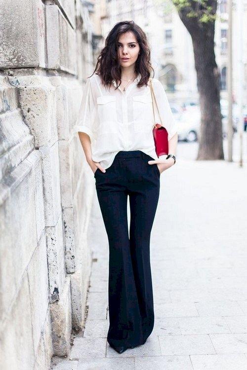 image2-56   Офисный стиль: как носить рубашку и не выглядеть скучной