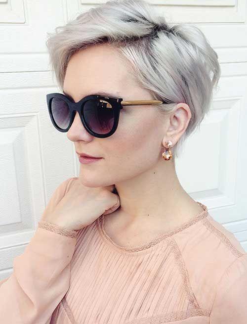image2-81 | Модные оттенки и техники окрашивания на короткие волосы 2018