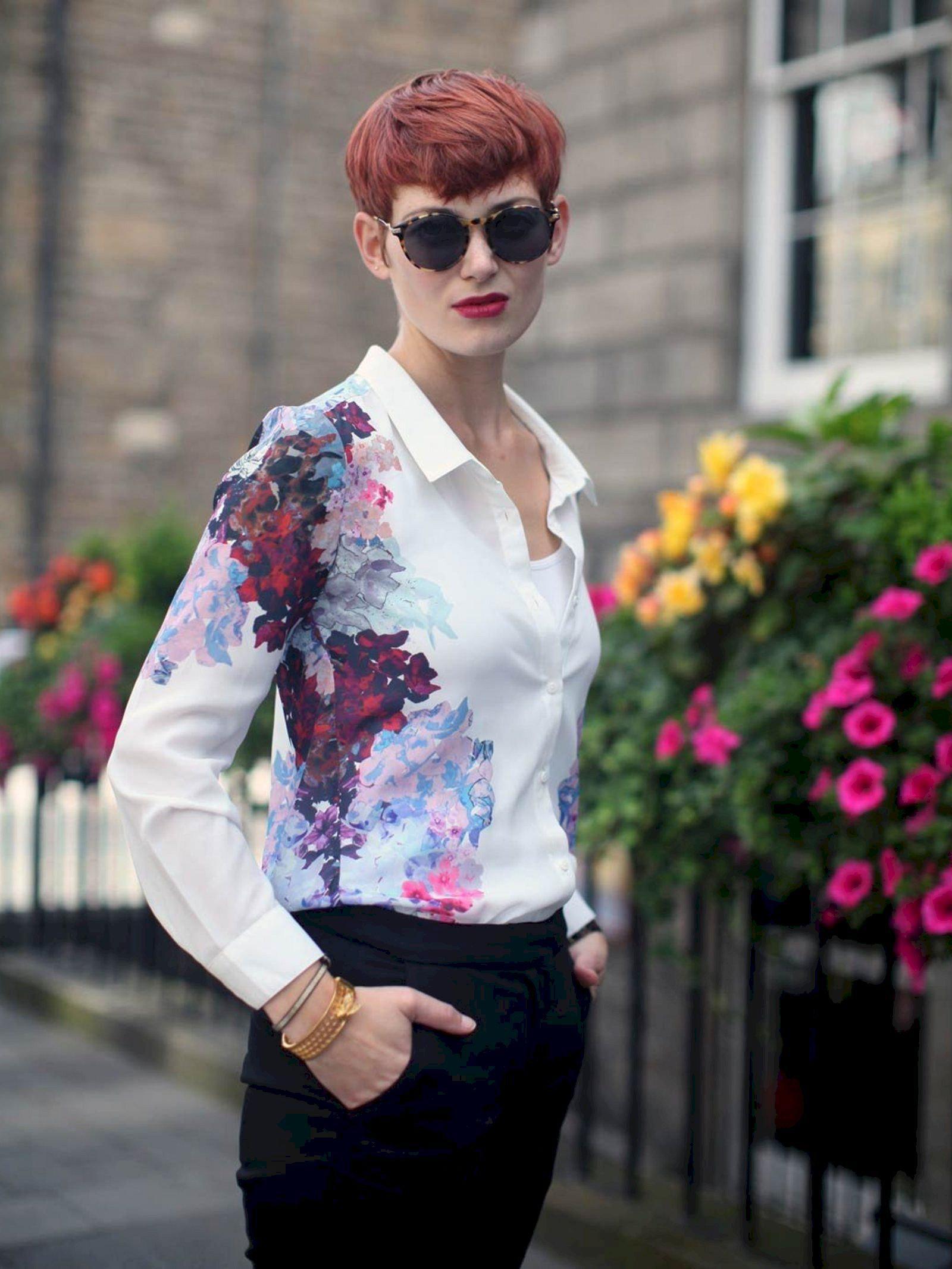 image23-15   Офисный стиль: как носить рубашку и не выглядеть скучной