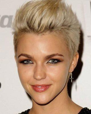 image23-31 | Красивые и стильные укладки на короткие волосы