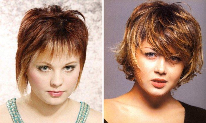 image25-25 | Подбираем стрижку по форме лица для полных женщин