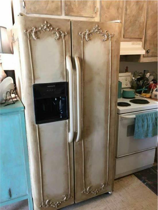 image26-5 | Новый дизайн старого холодильника: 7 способов создать стильный интерьер
