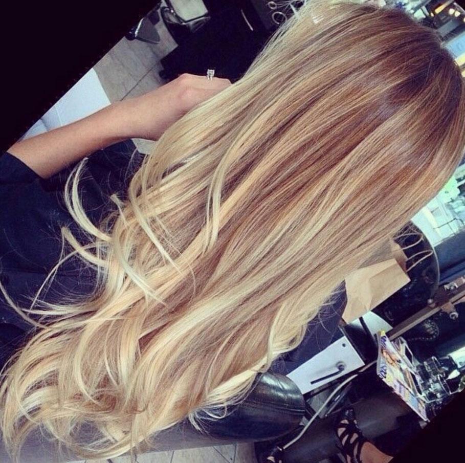 image27-30   Брондирование волос: описание, виды, техника выполнения для любой длины и цвета волос