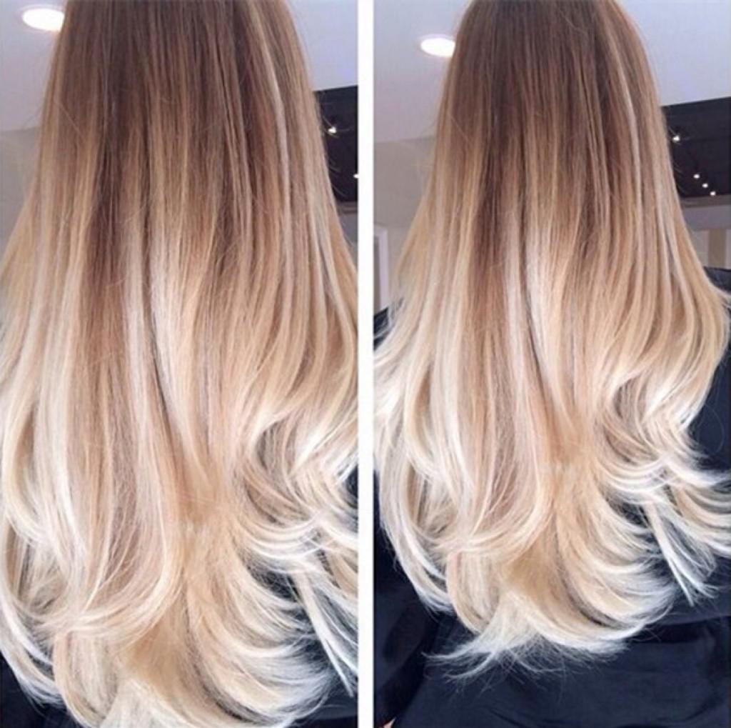 image34-18   Брондирование волос: описание, виды, техника выполнения для любой длины и цвета волос