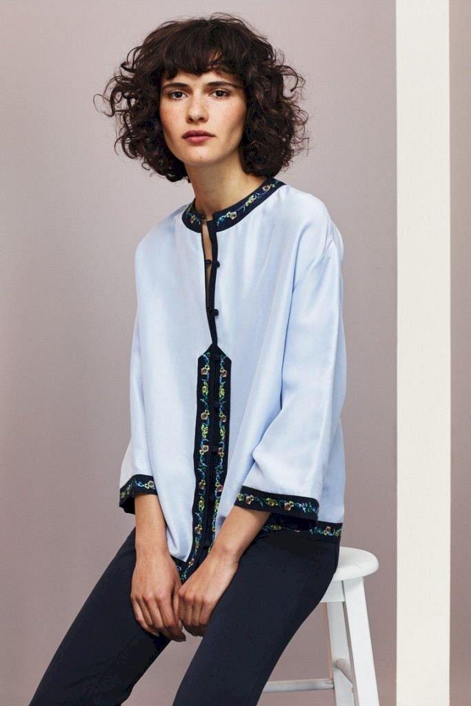 image34-4   Офисный стиль: как носить рубашку и не выглядеть скучной
