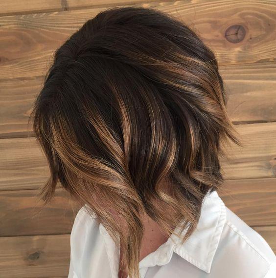 image37-4 | Модные оттенки и техники окрашивания на короткие волосы 2018
