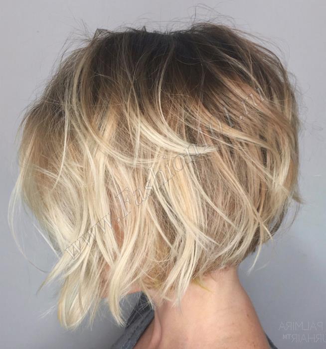 image39-4 | Модные оттенки и техники окрашивания на короткие волосы 2018