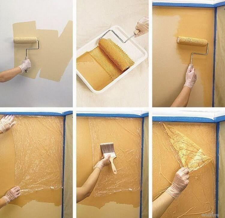 image6-106 | Несколько недорогих способов покрасить стены, как в элитном жилье