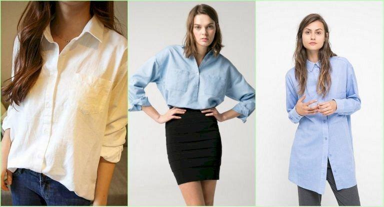 image7-36   Офисный стиль: как носить рубашку и не выглядеть скучной