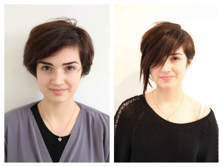 image76-1 | Модные женские стрижки на короткие волосы: основные правила и варианты исполнения