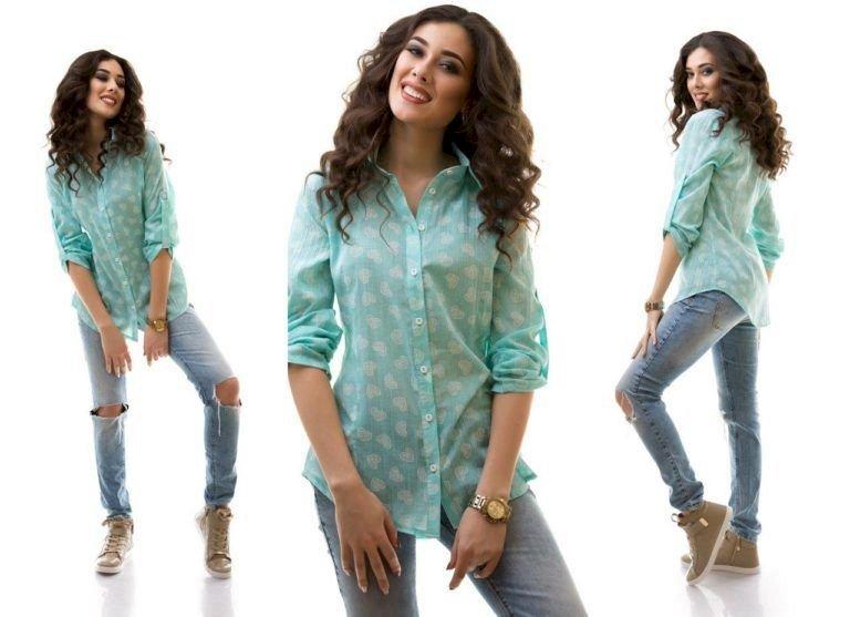 image8-33   Офисный стиль: как носить рубашку и не выглядеть скучной