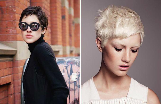 image99-1 | Модные женские стрижки на короткие волосы: основные правила и варианты исполнения