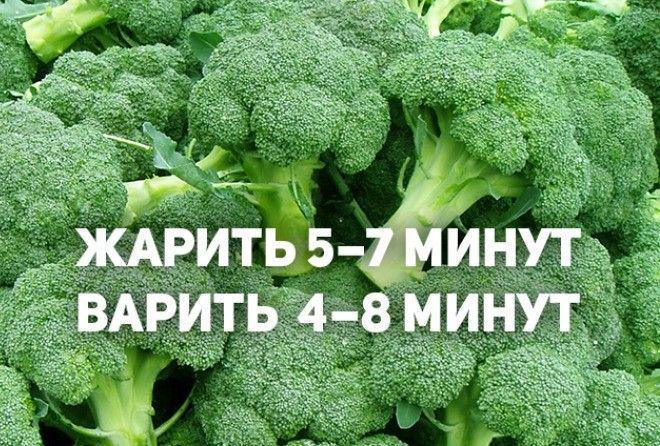 image1-8 | Сколько времени требуется для приготовления разных овощей?