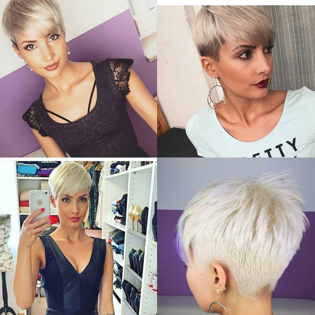 image13-25 | Самые модные женские стрижки 2018 года на короткие волосы (55 фото)