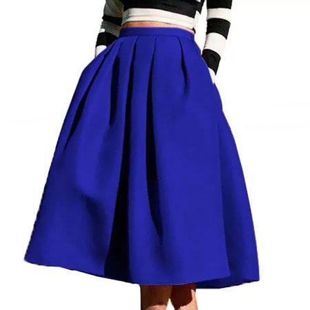 image2-41 | 9 стильных и модных платьев-миди 2018