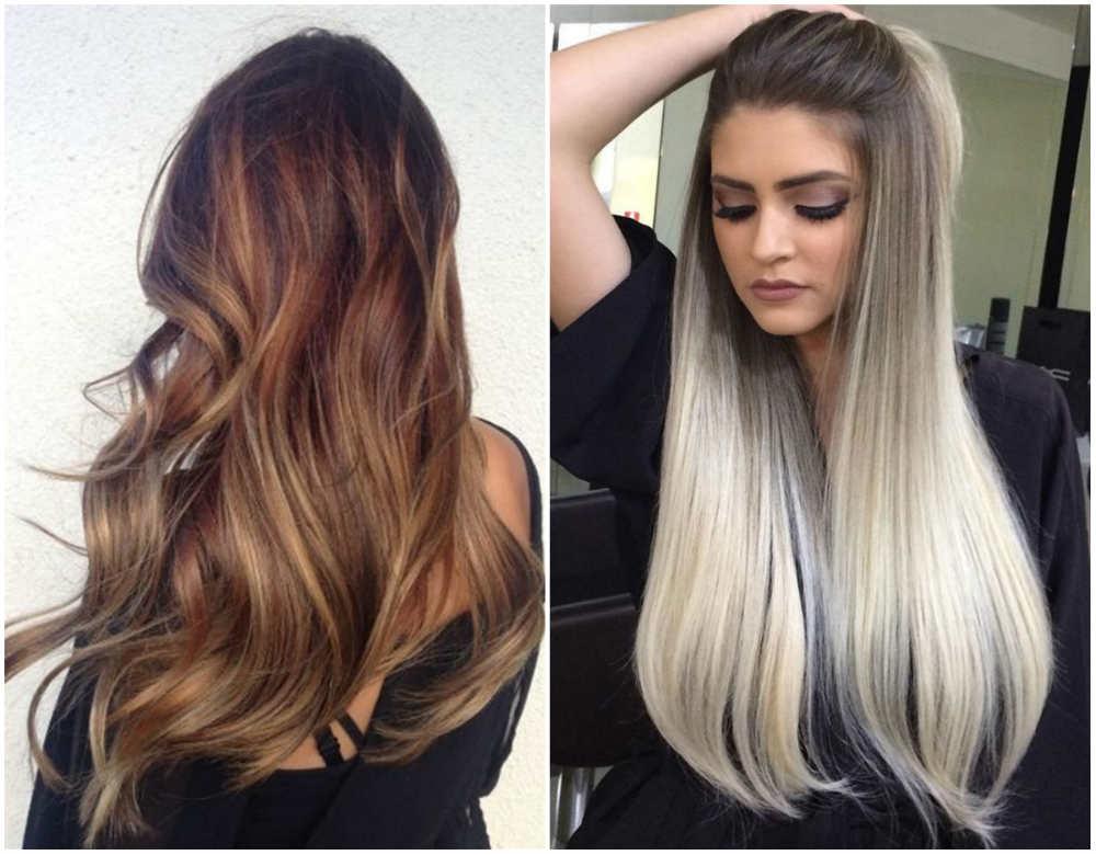 image25-15   Модное окрашивание волос 2018 на любую длину