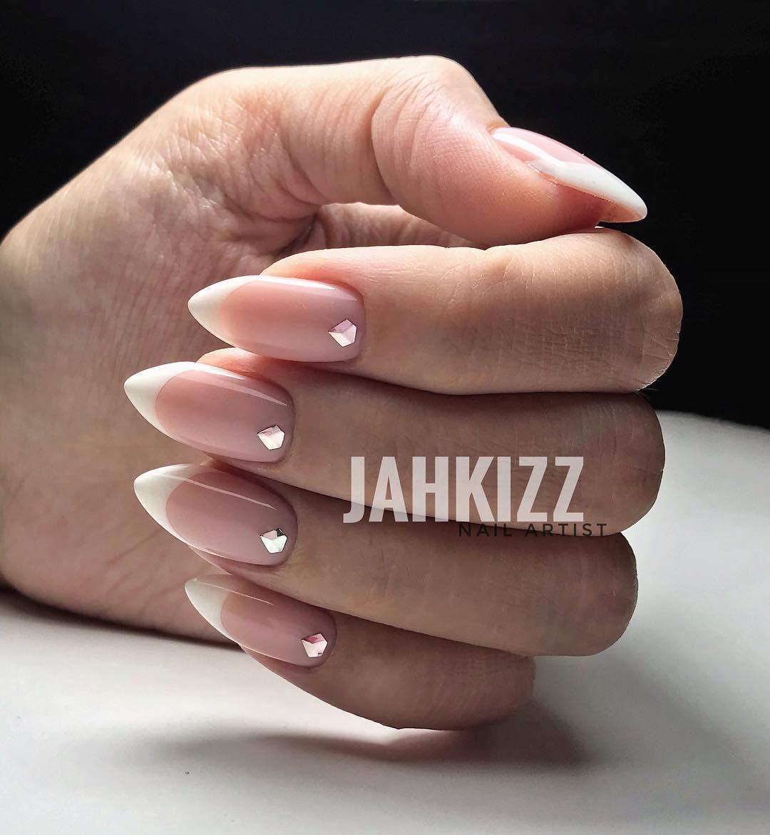 image11-13   Стильный маникюр на короткие ногти