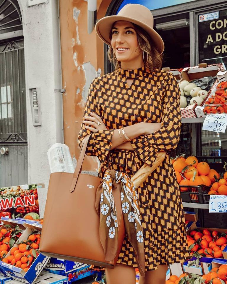 image21-6 | Модные блоги: образы с платьями, которые вам точно понравятся