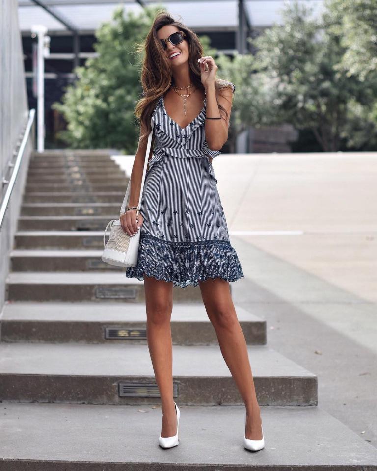 image46-4 | Модные блоги: образы с платьями, которые вам точно понравятся