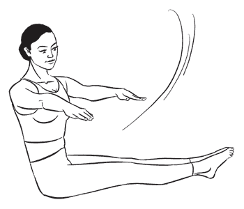 image11   Пилатес: 19 упражнений для идеальной спины