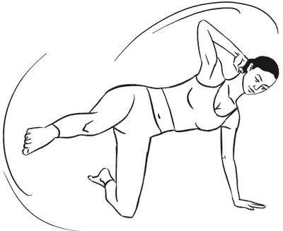 image32 | Пилатес: 19 упражнений для идеальной спины