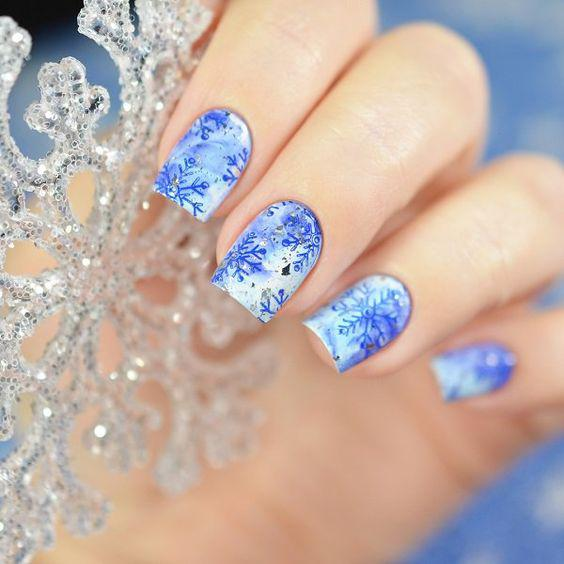 image12-4 | Синий маникюр — для зимы и не только!