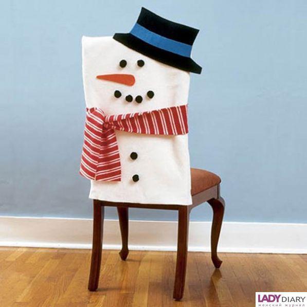 image5-8 | Как украсить стулья к Новому году
