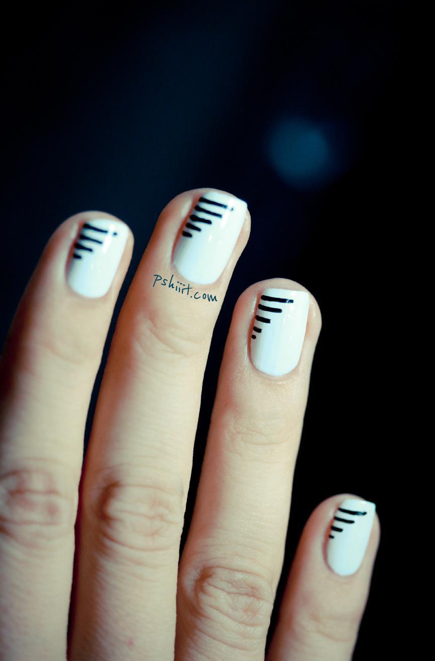 image4-19 | 25 простых узоров на ногтях для начинающих