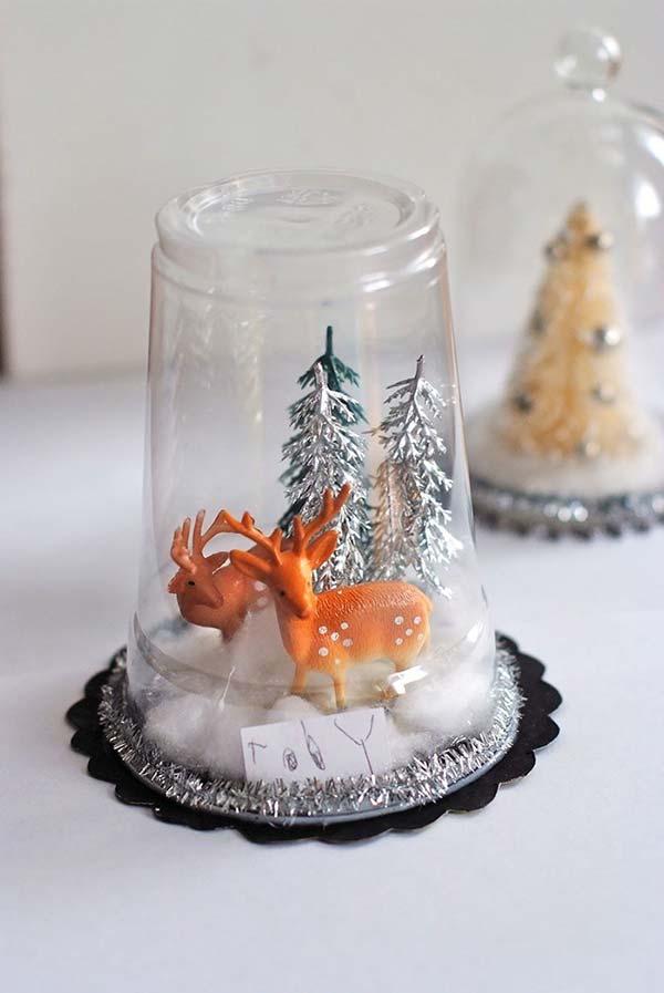 image8-4   Рождественские и Новогодние украшения из втросырья своими руками