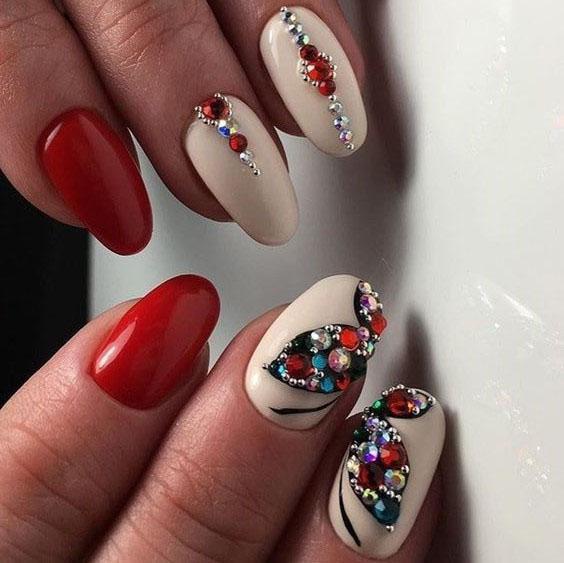 image10-29 | Идеи маникюра с бабочками на короткие ногти