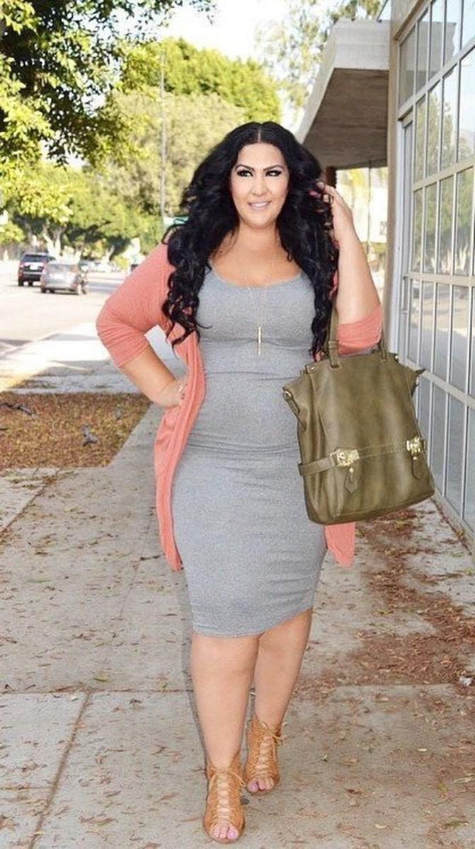 image20-12 | 39 стильных и элегантных платьев для полных женщин
