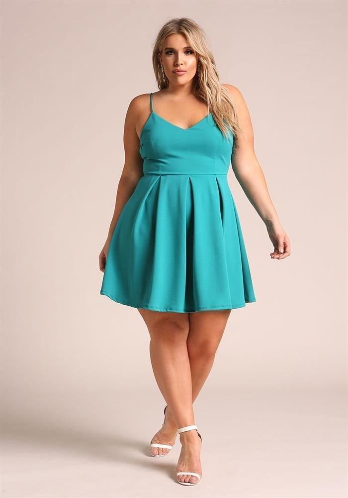 image25-8 | 39 стильных и элегантных платьев для полных женщин