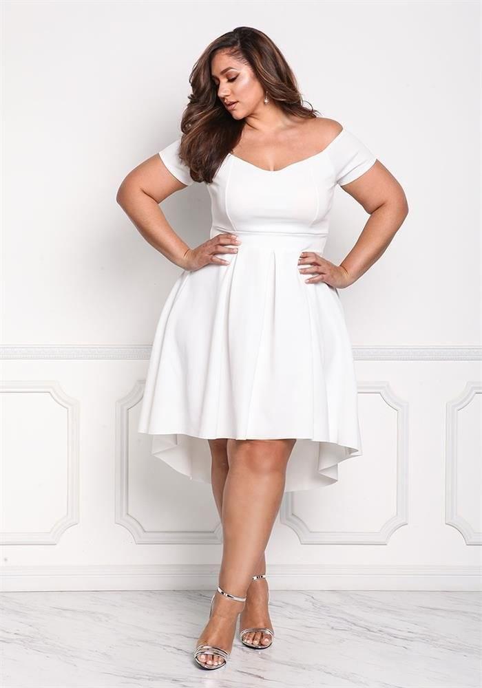 image26-7 | 39 стильных и элегантных платьев для полных женщин