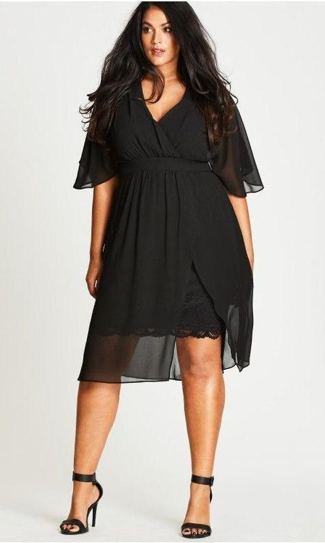 image35-3 | 39 стильных и элегантных платьев для полных женщин