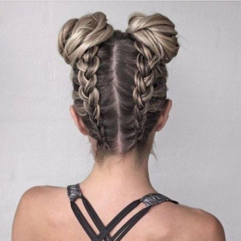 image4-30 | Back to School: 37 идей для причесок с косами
