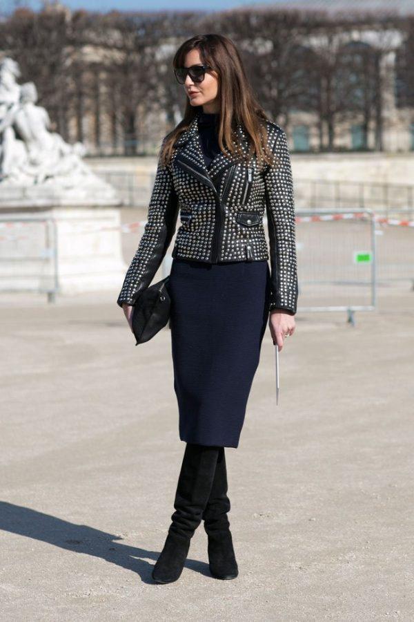 image9-3 | Как носить юбки зимой