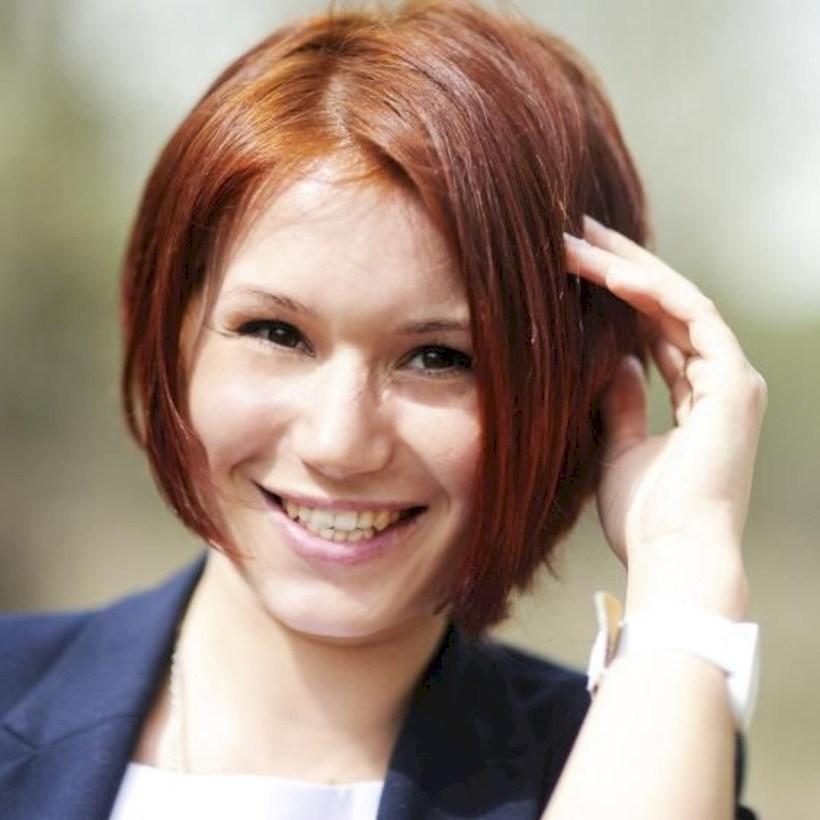 image17-11 | 35 причесок без челки для круглого лица на волосы любой длины