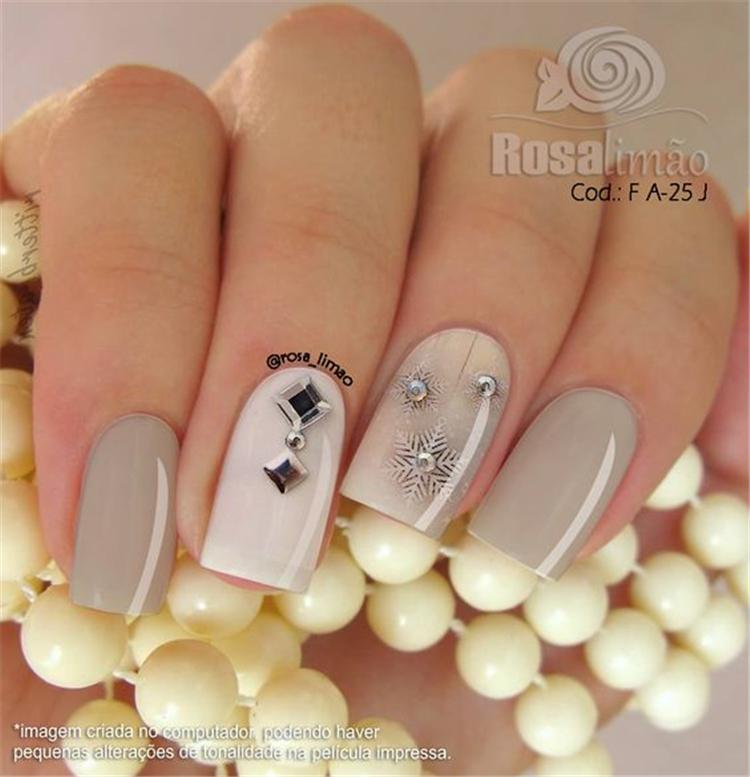 image19-15   Весенние идеи маникюра на квадратные ногти