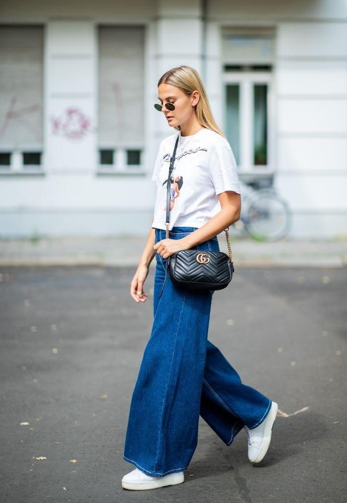 image2-14 | Как носить джинсы этой весной — 39 образов с фото