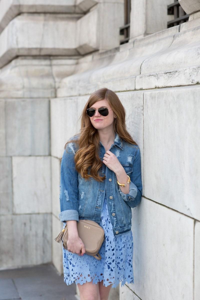 image21-9 | Как носить джинсы этой весной — 39 образов с фото