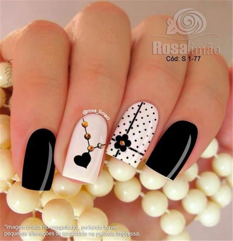 image23-15   Весенние идеи маникюра на квадратные ногти