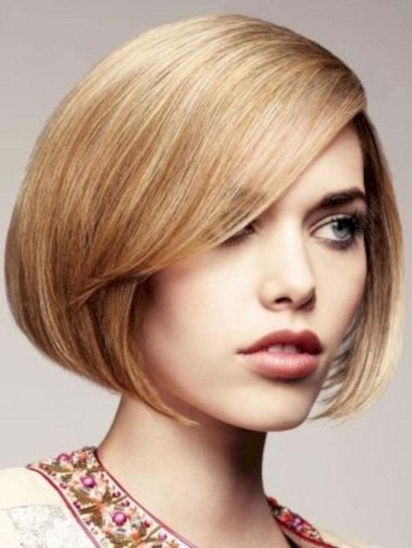 image27-10 | 35 причесок без челки для круглого лица на волосы любой длины