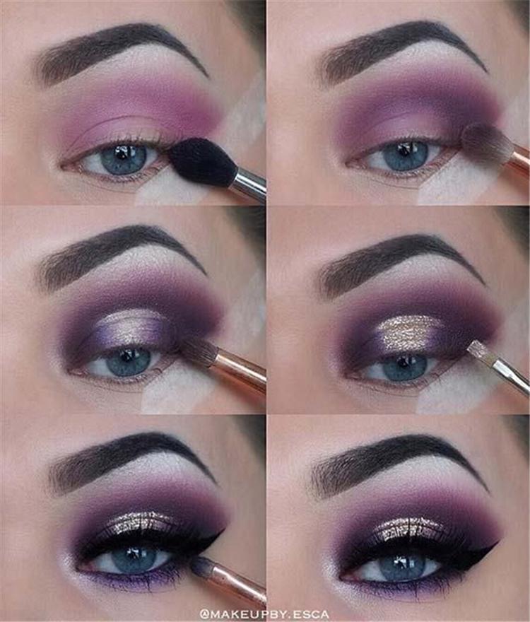 image4-27 | 23 идеи макияжа смоки айс пошагово
