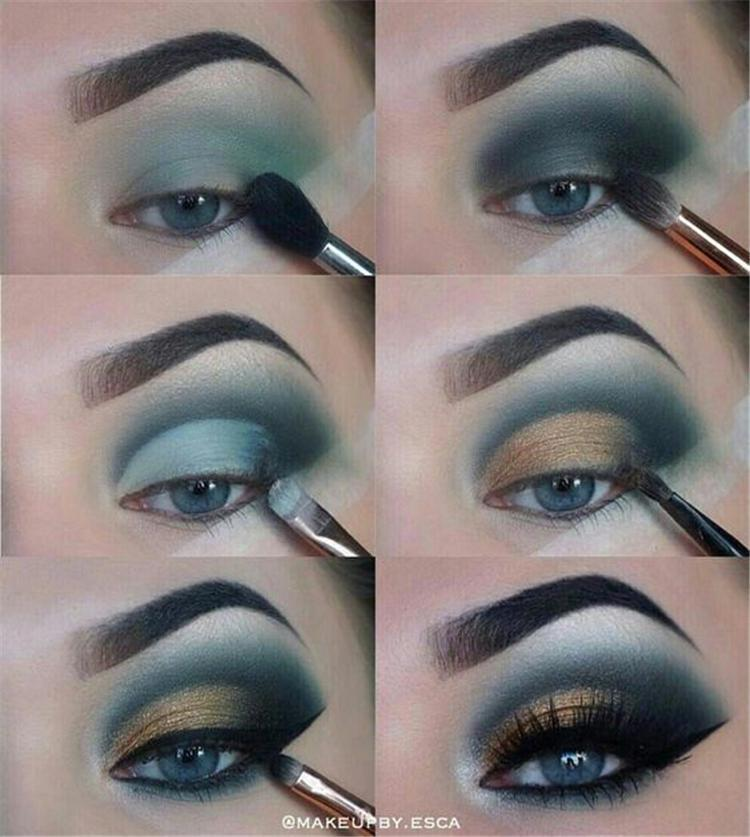 image8-26 | 23 идеи макияжа смоки айс пошагово