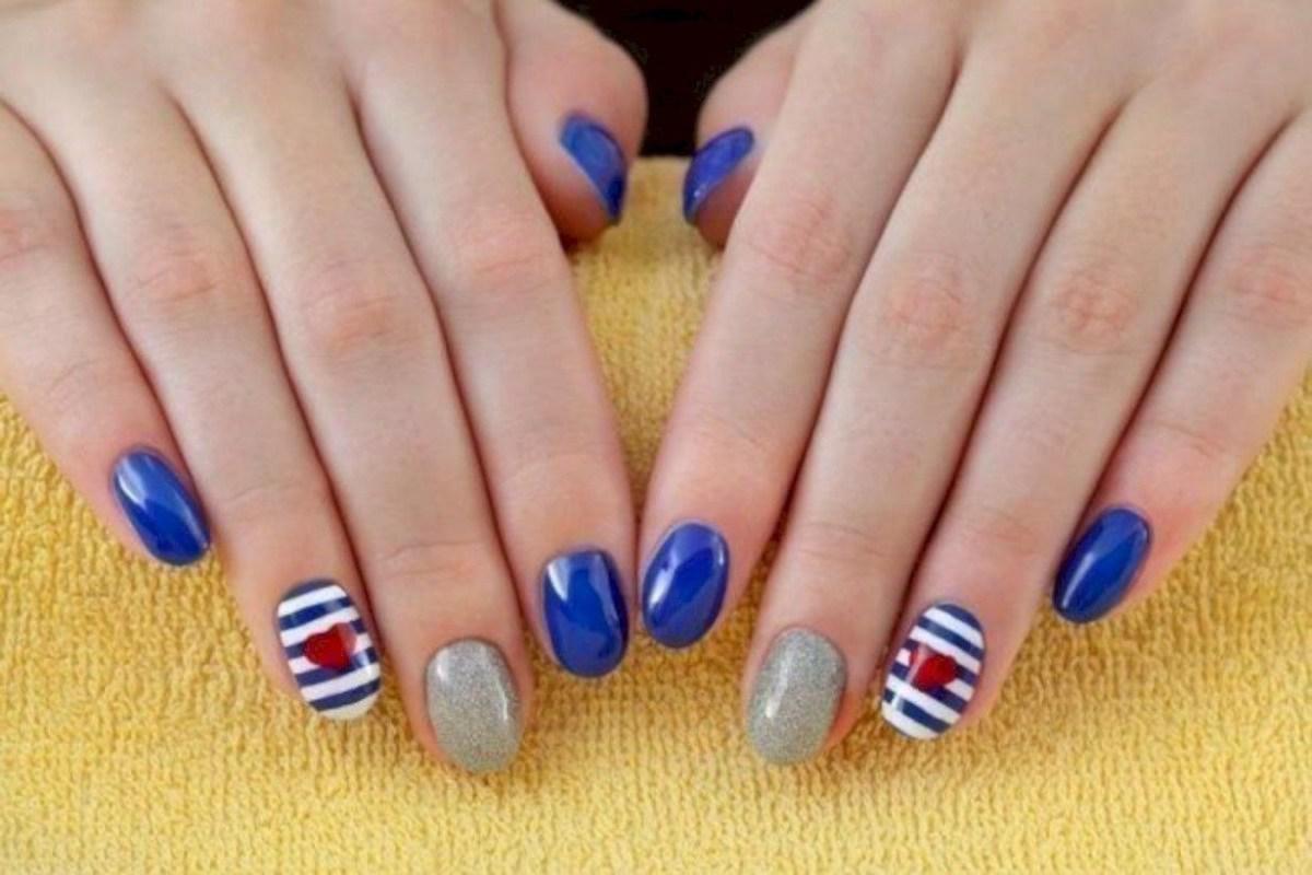 image13-9 | 39 обворожительных идей дизайна ногтей на предстоящую весну