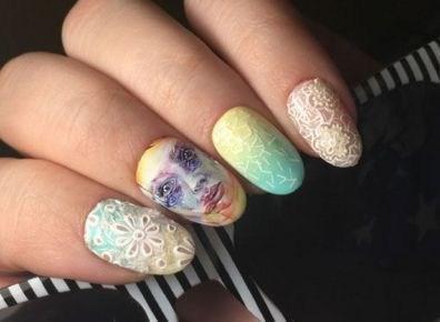 image15-9 | 39 обворожительных идей дизайна ногтей на предстоящую весну