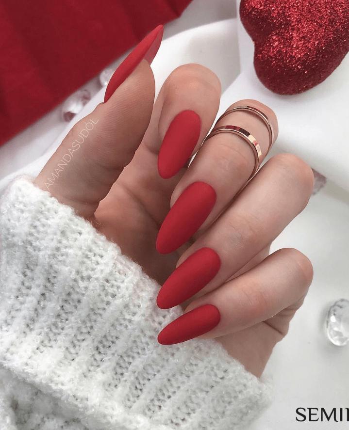 image23-2 | Модные идеи дизайна на овальные ногти