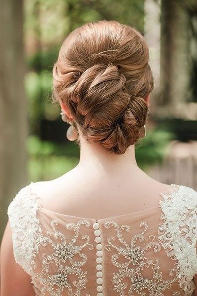 image30-11 | 39 элегантных свадебных причесок