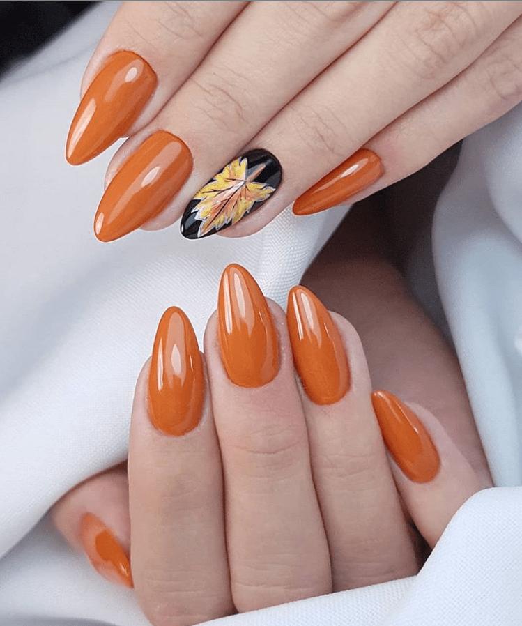 image32-2 | Модные идеи дизайна на овальные ногти